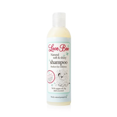 Шампунь Natural Soft & Shiny Shampoo